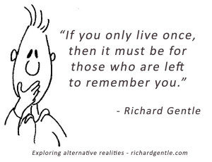 One Life by Richard Gentle