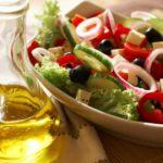Mediterranean salad - keekoo.co.uk