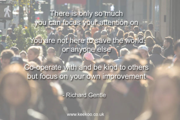 Mind your own business - keekoo.co.uk
