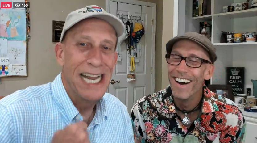Mike and Andy Dooley - keekoo.co.uk
