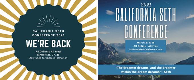 California Seth Conference