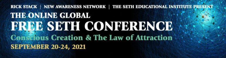 Seth Conference September 2021 - www.keekoo.co.uk